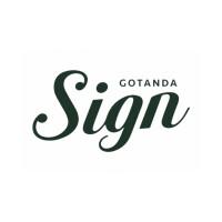 Sign gotanda