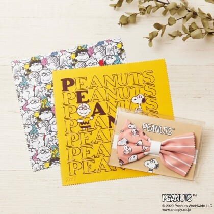 『Zoff PEANUTS COLLECTION』