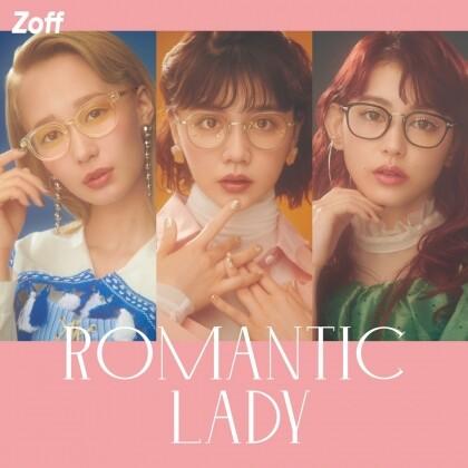 「Zoff CLASSIC ROMANTIC LADY」