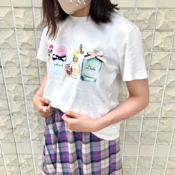 イエベ春さんオススメ☆パフュームTシャツ
