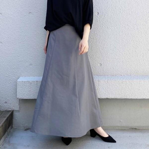 リネンライクジャケット・スカート