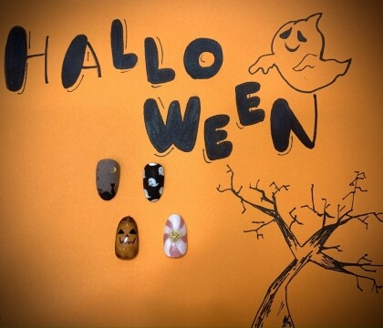 *・*:.。. .。.:*・゜゚・Halloween Nail*・*:.。. .。.:*・゜゚・*