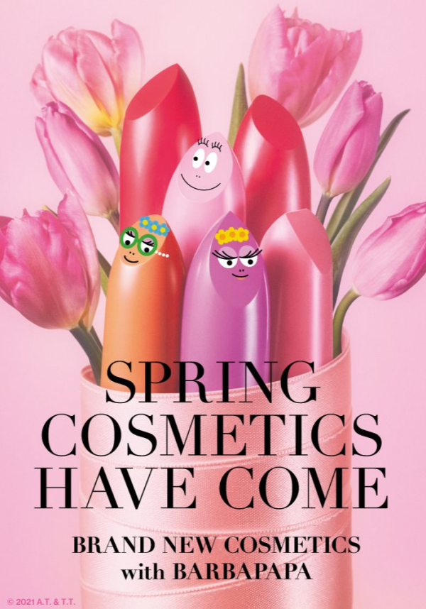 SPRING COSMETICS HAVE COME