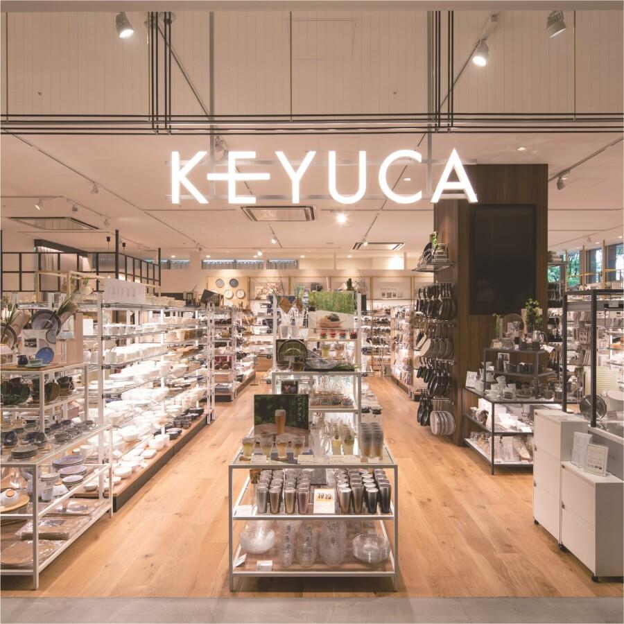 『KEYUCA(ケユカ)』NEW OPEN!